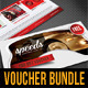Gift Voucher Templates Bundle 04