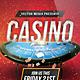 Casino - Flyer