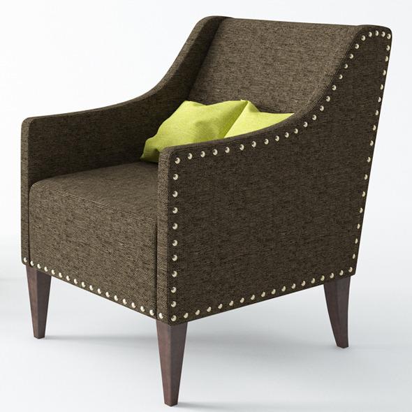 Push Armchair - 3DOcean Item for Sale