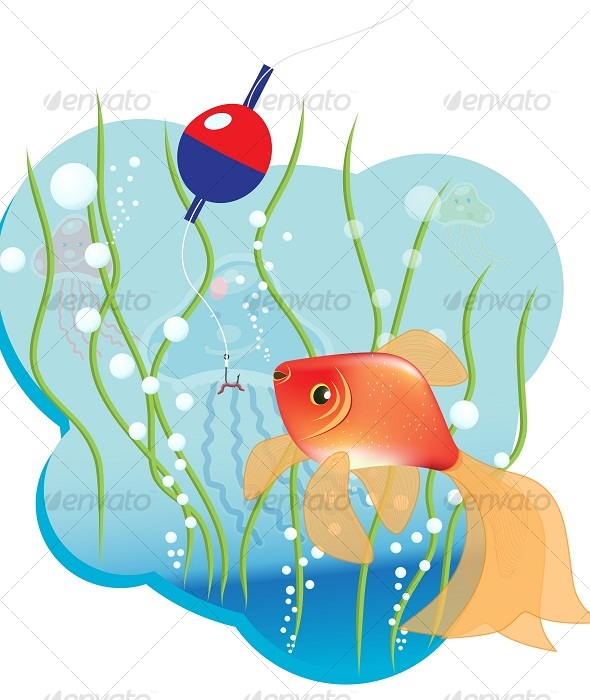 Fish - Animals Characters