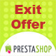 Exit Offer for Prestashop - CodeCanyon Item for Sale