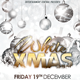 White Christmas Party Flyer Template - GraphicRiver Item for Sale