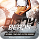 Dirty Beats Flyer - GraphicRiver Item for Sale