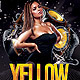 Yellow Party - GraphicRiver Item for Sale