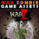 Zombie War Game Assets - GraphicRiver Item for Sale