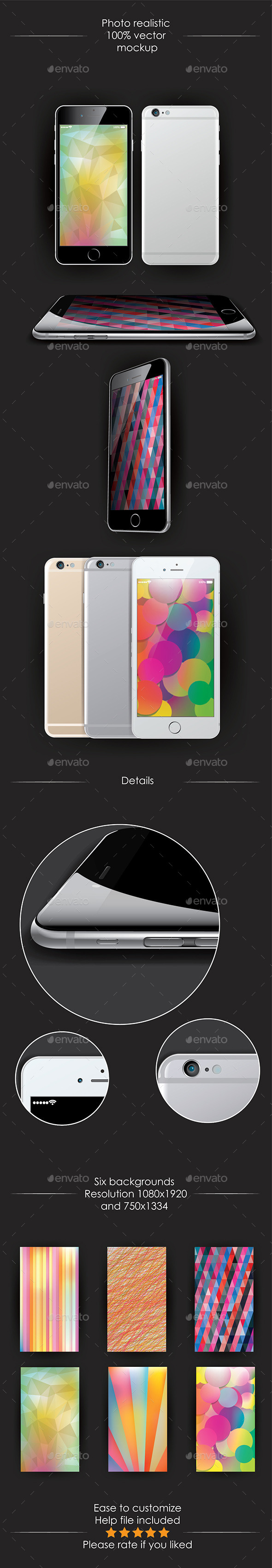 Smartphones - Man-made Objects Objects