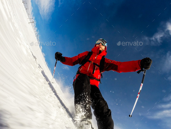 Skier - Stock Photo - Images