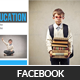 Kids School Education Facebook Cover