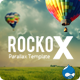 RockoX - Responsive Parallax Drupal Theme - ThemeForest Item for Sale