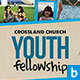 Youth Fellowship Church Program - GraphicRiver Item for Sale
