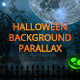 Halloween Background Parallax - VideoHive Item for Sale