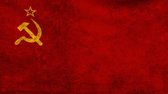 soviet union flag 2 pack  u2013 grunge and retro by aslik