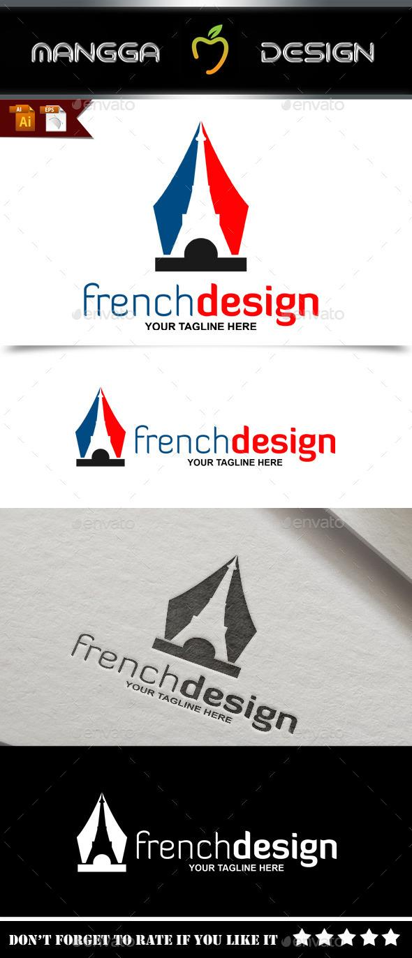 French Design Logo - Symbols Logo Templates