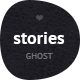 Stories - Ghost Blog Theme for Writers Nulled