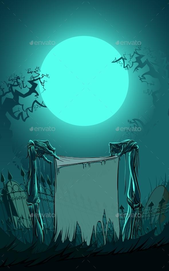 Halloween Illustration - Halloween Seasons/Holidays