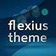 Flexius Theme | Business & Portfolio Template - ThemeForest Item for Sale