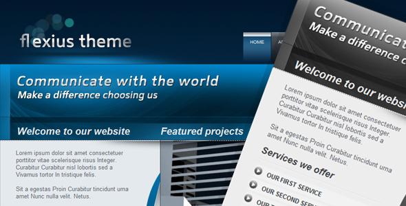 Free Download Flexius Theme | Business & Portfolio Template Nulled Latest Version