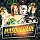 Masquerade - Flyer