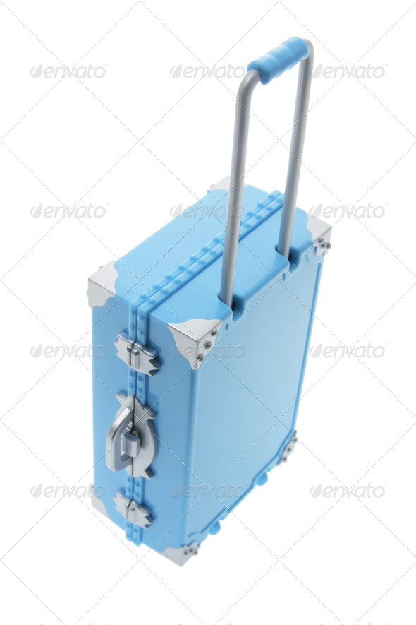 Miniature Hand Baggage - Stock Photo - Images