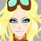 Beautiful steampunk girl - GraphicRiver Item for Sale