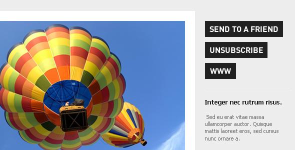 Free Download Urban Magazine - Newsletter & Alert Template Nulled Latest Version