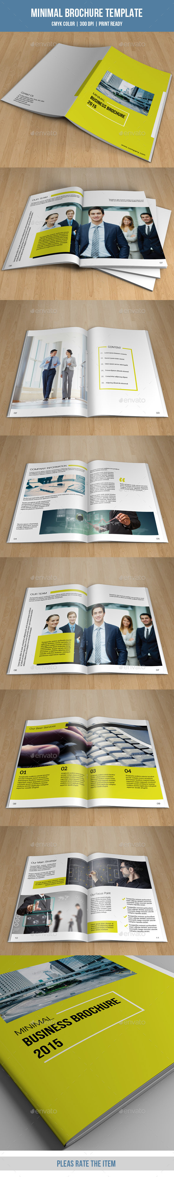 Bifold Business Brochure-V142 - Corporate Brochures