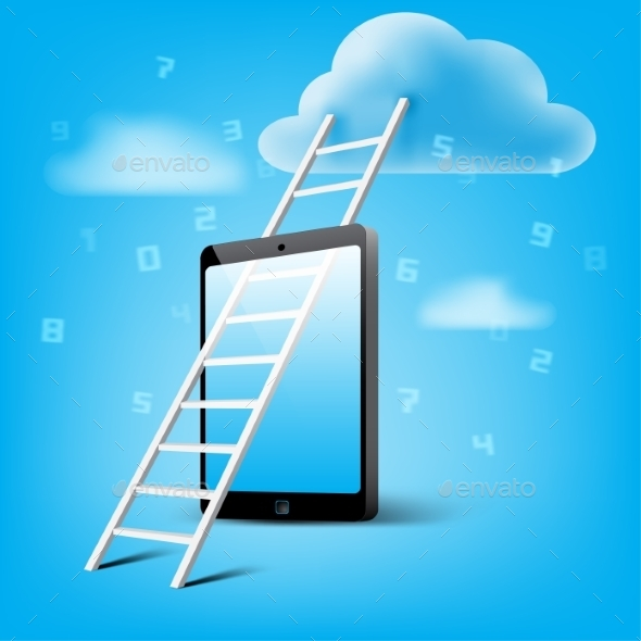 Ladder to Cloud through Smart Phone - Communications Technology