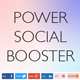 Power Social Booster for Joomla - CodeCanyon Item for Sale