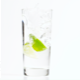 Dropping Limes In A Glass Of Water  - VideoHive Item for Sale