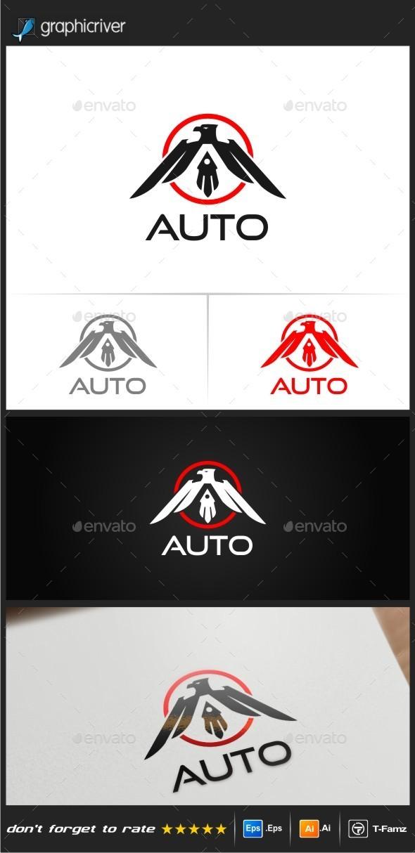Auto  Logo Templates - Objects Logo Templates