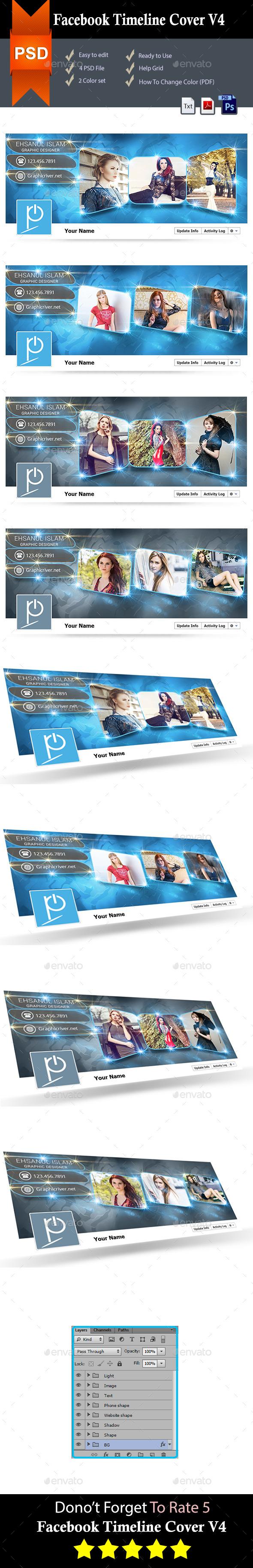 Facebook Timeline Covers V4 - Facebook Timeline Covers Social Media