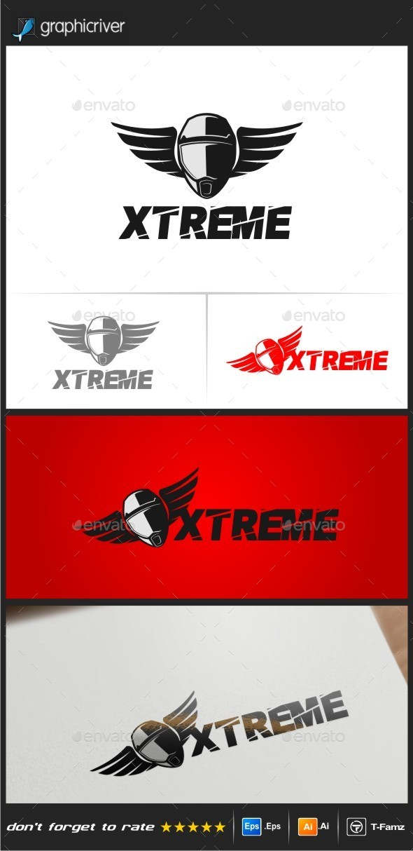 Extreme Logo Templates - Objects Logo Templates