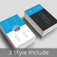 Creative Business Card V9 - GraphicRiver Item for Sale