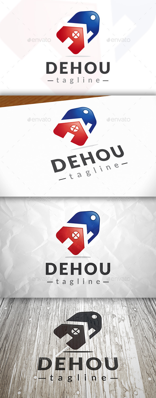 House Deal Logo - Buildings Logo Templates