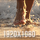 Feet on the Sand - VideoHive Item for Sale