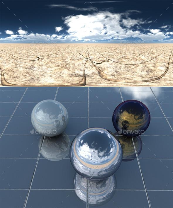 Desert 168 - 3DOcean Item for Sale