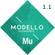 Modello - eCommerce Muse Template  - ThemeForest Item for Sale