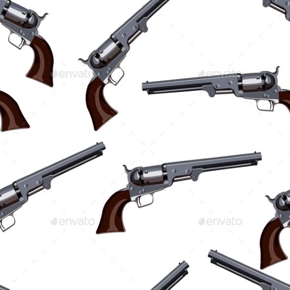 Revolver - Patterns Decorative