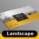 Minion Landscape Brochure Templates - GraphicRiver Item for Sale