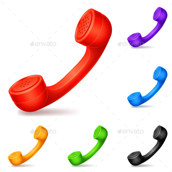 Colored Handsets - Communications Technology