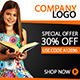 Promotional Banners - GraphicRiver Item for Sale