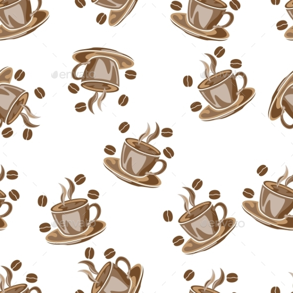 Coffee Cup - Patterns Decorative