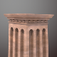 Column 02  (3D Model) - 3DOcean Item for Sale