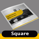 Square Brochure Templates - GraphicRiver Item for Sale