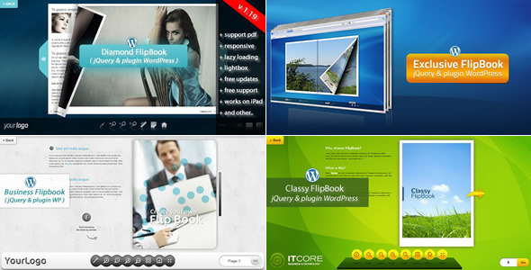 FlipBook Bundle pluginWordPress - CodeCanyon Item for Sale