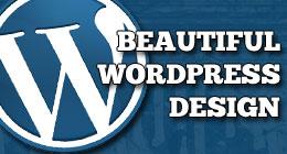 Beautiful Wordpress Design