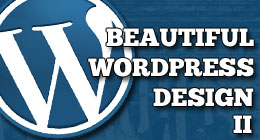 Beautiful Wordpress Design II