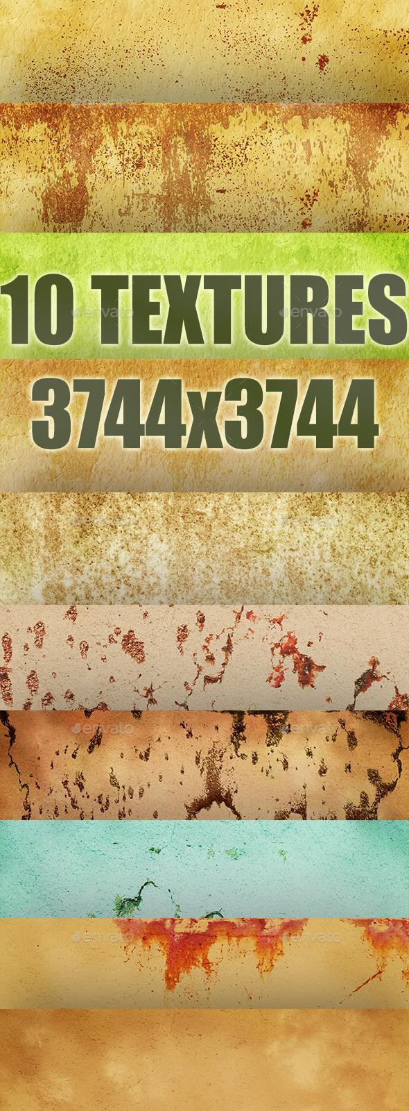Grunge Textures Pack 6 - Industrial / Grunge Textures
