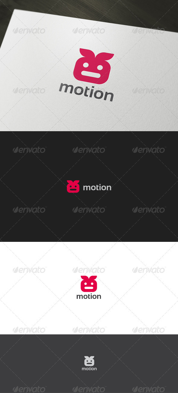 Animation Abstract Logo - Vector Abstract
