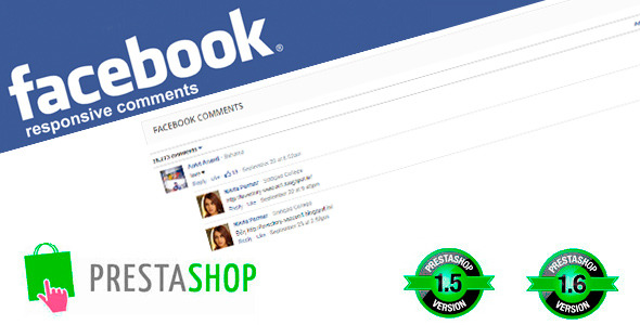 Responsive Facebook Comments - CodeCanyon Item for Sale